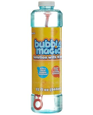 Bubble Magic Solution With Wand, Age 3+