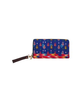 Wallets And Clutches: W08-528, multicolour, multicolour