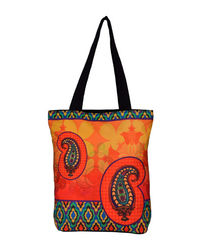 Tote Bag: 150-65, multicolour, multicolour