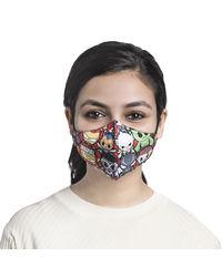 Marvel - Mini Avengers N95 Face Mask - Size M