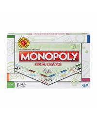Hasbro Games Monopoly Fs Classic, Age 8+