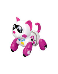 Silverlit Remote Controlled Mooko Robo Pet Cat, Age 3+