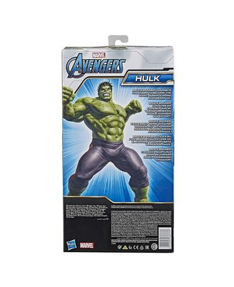 Avengers Titan Hero Dlx Hulk Age, 8+