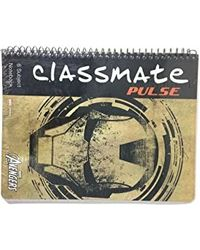 Classmate Pulse Notebook Single Line 267 X 203 Pg300