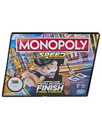 Hasbro Games Monopoly Speed Age, 8+