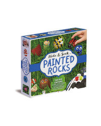 Hide & Seek Painted Rocks, na