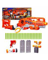 NERF Guns Zombie Survival System Scravenger Blaster, Age 8+