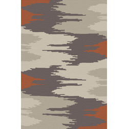 Floor Carpet and Rugs Hand Tufted, AC Concept Abstract Multi Carpets Online - ACR 44-L, 3ftx5ft, multi