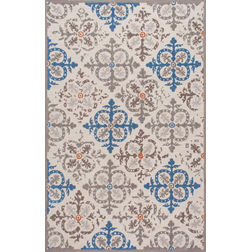 Floor Carpet and Rugs Hand Tufted, The Rug Concept Multi Carpets Online Tbilisi 6082-M, 3ft x 5ft, multi