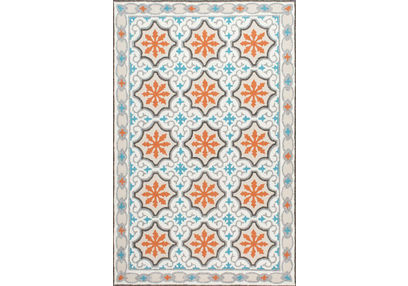 Floor Carpet and Rugs Hand Tufted, The Rug Concept Multi Carpets Online Tbilisi 6064-L, multi, 3ft x 5ft