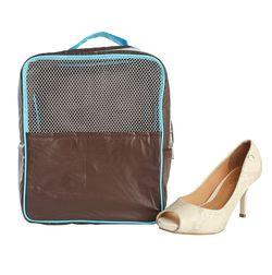 Gym (Travel) Shoe Bag,  blue