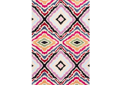 Floor Carpet and Rugs Hand Tufted, The Rug Concept Multi Carpets Online Tbilisi 6073-M, 3ft x 5ft, multi