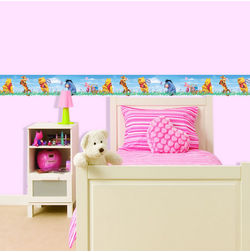 Wall Stickers For Kids Decofun Pooh & Friends Border - 42224