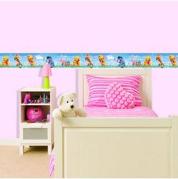 Wall Stickers For Kids Decofun Pooh & Friends Border - 42224