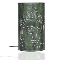 Aasra Decor Budha Lamp Lighting Table Lamp, green