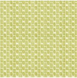 Constellation Geometric Curtain Fabric - SI107, green, fabric