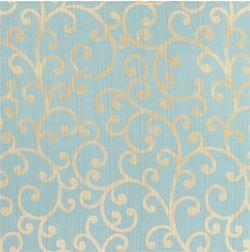 Jiya Classsic Readymade Curtain - CMRN911, door, blue