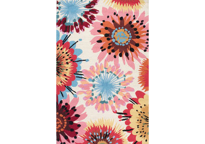 Floor Carpet and Rugs Hand Tufted, The Rug Concept Multi Carpets Online Tbilisi 6093-L, multi, 3ft x 5ft