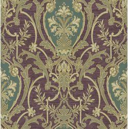 Elementto Wallpapers Cream Design Home Wallpaper For Walls ew70002-3, purple