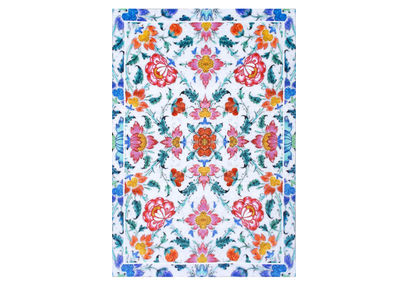 Floor Carpet and Rugs Hand Tufted, The Rug Concept Multi Carpets Online Tbilisi 6060-M, multi, 3ft x 5ft