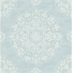 Elementto Wallpapers Ethnic Design Home Wallpaper For Walls, lt  blue