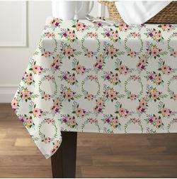 Cotton Table Cover TC 9, multi