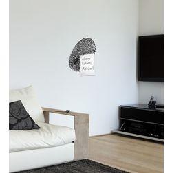 Wall Stickers Home Decor Line FingerPrint - 55302