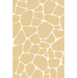 Floor Carpet and Rugs Hand Tufted, AC Concept Abstract Yellow Carpets Online - ACR (31) -L, 3ftx5ft, yellow