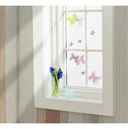 Wall Stickers Home Decor Line Butterflies - 69002