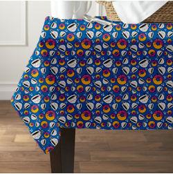 Cotton Table Cover TC 16, multi
