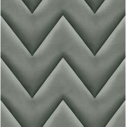 Elementto Creative Abstract Design Modern 3D Wallpaper for Walls - td32400, grey