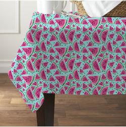 Cotton Table Cover TC 10, multi