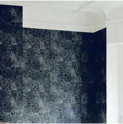 Elementto Wall papers Abstract Design Home Wallpaper For Walls, black