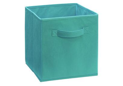 Storage Cube Box,  sky blue cube
