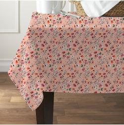 Cotton Table Cover TC 8, multi