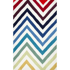 Floor Carpet and Rugs Hand Tufted, The Rug Concept Multi Carpets Online Tbilisi 6038-S, multi, 3ft x 5ft