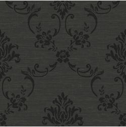 Elementto Wall papers Floral Design Home Wallpaper For Walls, black1