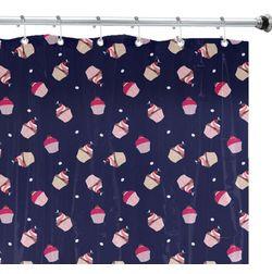 Shower Curtain, navy