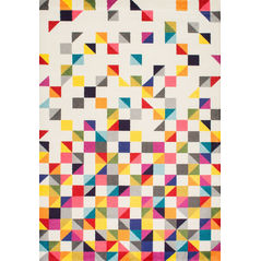 Floor Carpet and Rugs Hand Tufted, The Rug Concept Multi Carpets Online Tbilisi 6063-S, multi, 3ft x 5ft