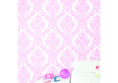 Elementto Wall papers Classic Design Home Wallpaper For Walls, pink
