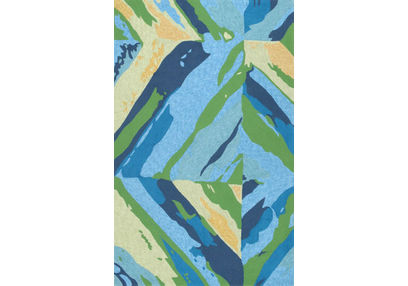 Floor Carpet and Rugs Hand Tufted, The Rug Concept Multi Carpets Online Tbilisi 6068-M, multi, 3ft x 5ft