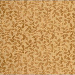 Constellation Floral Curtain Fabric - AL104, brown, fabric