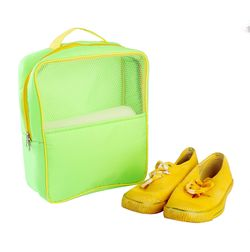 Gym (Travel) Shoe Bag,  light sage