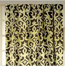 Rangshri Classic Readymade Curtain - 24, door, gold
