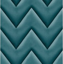 Elementto Creative Abstract Design Modern 3D Wallpaper for Walls - td32400, blue
