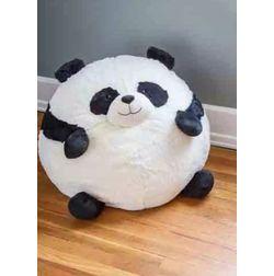 Panda Bean Bag cover -MGB1161, black