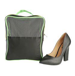 Gym (Travel) Shoe Bag,  sage