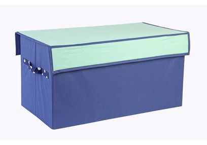 Toy Sorter for Kids,  navy blue sorter
