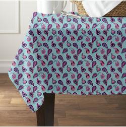 Cotton Table Cover TC 5, multi