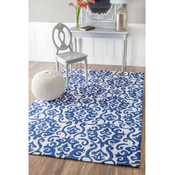 Home Painting Coordinates Tbilisi- 6034, blue, 3ftx5ft